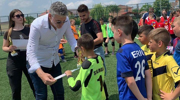 Primarul Florin Chelaru, despre activitatile sportive din Navodari !
