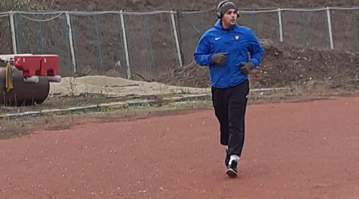 Activitati sportive individuale la stadionul Flacara!