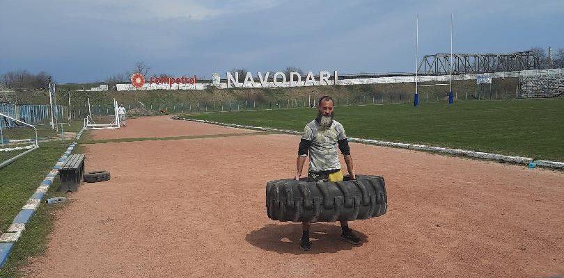 "Activitati sportive la stadion ,,Flacara"""